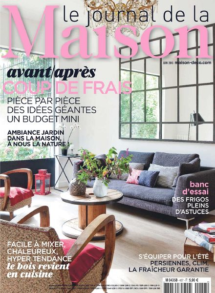 Download le journal de la maison n 457 juin 2013 pdf magazine - Journal de la maison ...