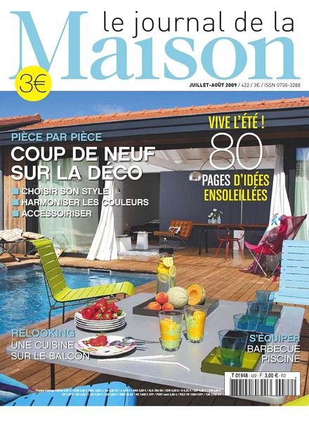 download le journal de la maison n 422 pdf magazine. Black Bedroom Furniture Sets. Home Design Ideas