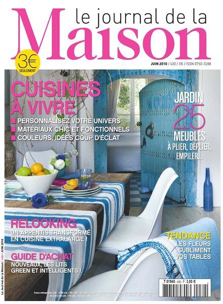 download le journal de la maison n 430 pdf magazine. Black Bedroom Furniture Sets. Home Design Ideas
