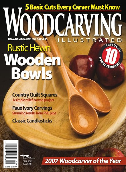 Download woodcarving illustrated issue 40 fall 2007 for French country magazine online