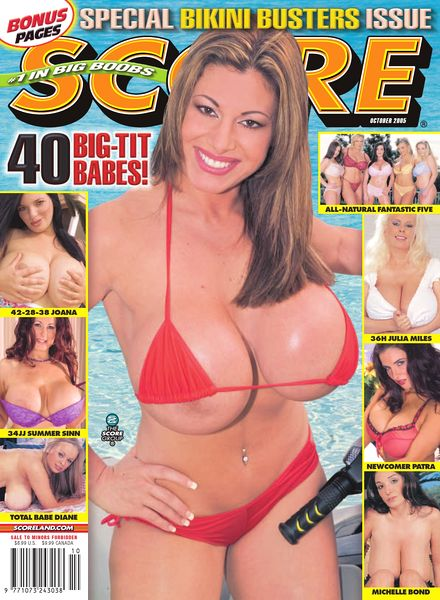 Busty German Olga Score Magazine 22