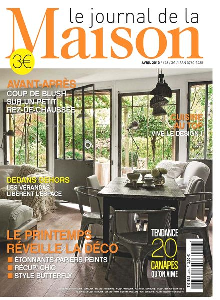 download le journal de la maison n 428 pdf magazine. Black Bedroom Furniture Sets. Home Design Ideas