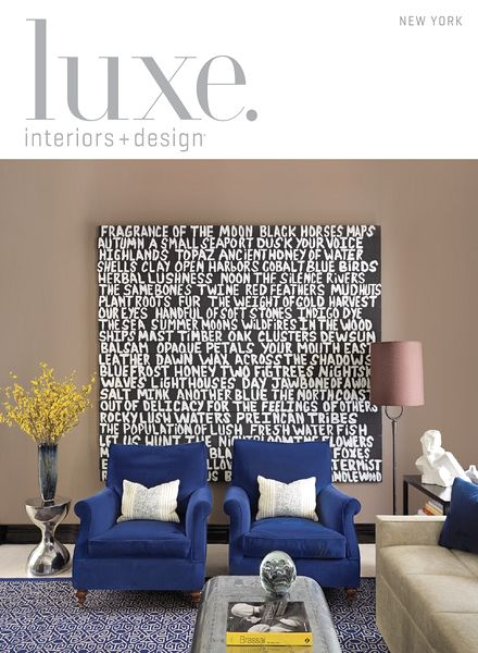 download luxe interior design magazine new york edition
