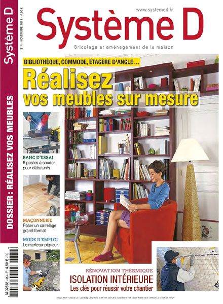 download systeme d n 814 novembre 2013 pdf magazine. Black Bedroom Furniture Sets. Home Design Ideas