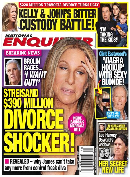 download national enquirer 11 november 2013   pdf magazine