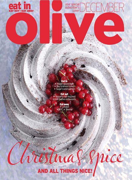 Olive Magazine - December 2013