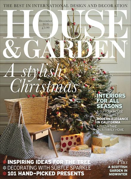 Download House Garden Magazine December 2013 PDF Magazine