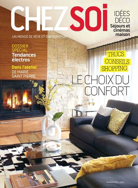 Download decoration chez soi novembre 2013 pdf magazine for Decoration chez soi chambre coucher