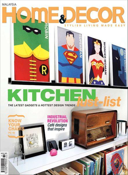 Download home decor malaysia magazine november 2013 for Home decor 2015 malaysia