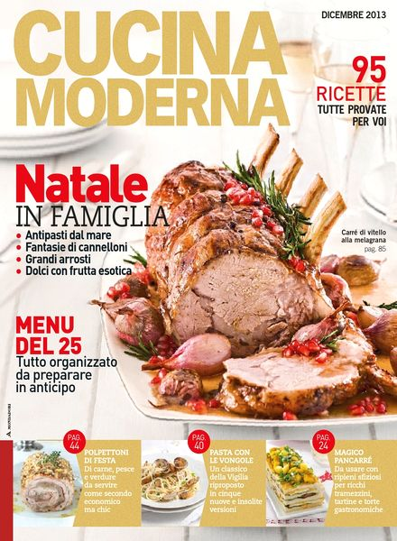 Download cucina moderna dicembre 2013 pdf magazine - Cucina moderna magazine ...