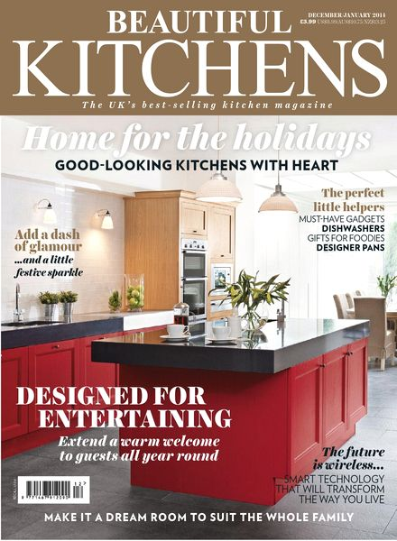 Download Beautiful Kitchens December 2013 January 2014