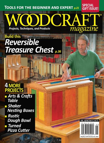 woodcraft magazine index
