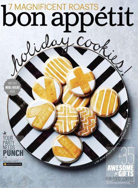 Download Bon Appetit – December 2013 - PDF Magazine