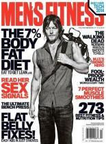 Men's Fitness USA - December 2013