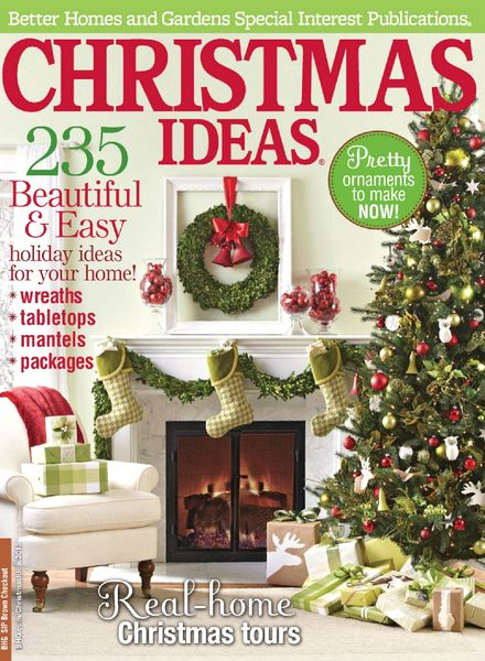 Download Better Homes Gardens Usa Christmas Ideas 2013