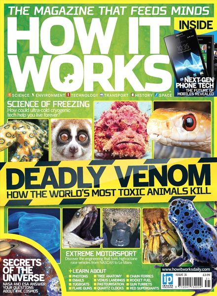 Download How It Works Magazine Issue 31, 2012