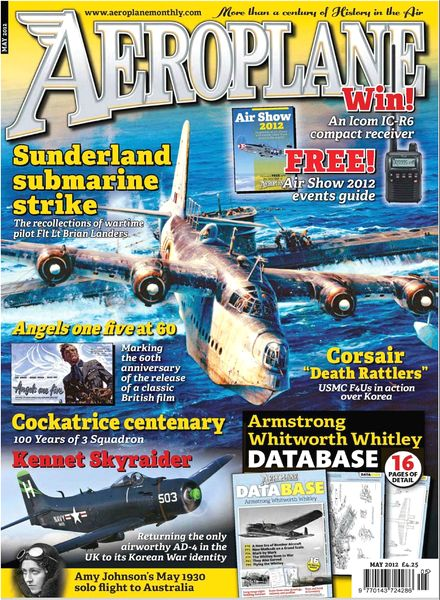 Aeroplane Monthly - May 2012