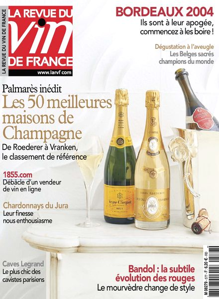 Download la revue du vin de france n 577 decembre 2013 for Revue des vins de france