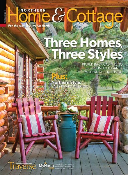 Download northern home and cottage february march 2013 for Home and cottage magazine
