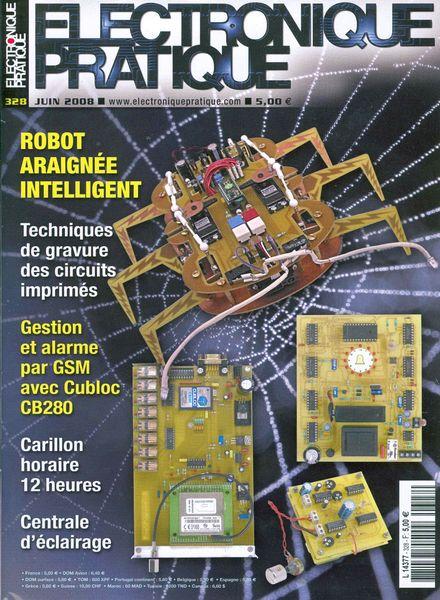 Electronique Pratique - 328-2008-Juin.