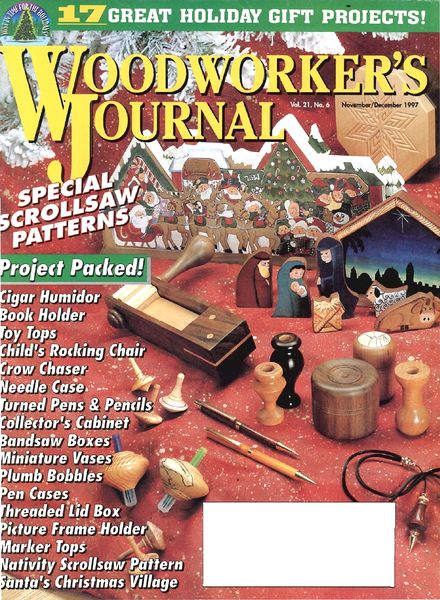 ... Journal – Vol 21, Issue 6 – Nov-Dec 1997 - PDF Magazine