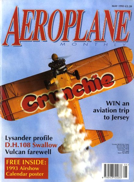 Aeroplane Monthly - May 1993