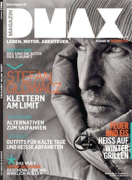 DMAX Magazin - Dezember 2013