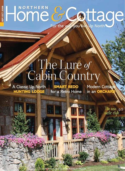Download northern home cottage 2008 09 10 pdf magazine Home and cottage magazine