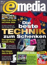 E-Media Magazin N 24 vom 15 November 2013