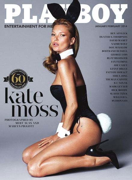 Playboy USA - January - February 2014