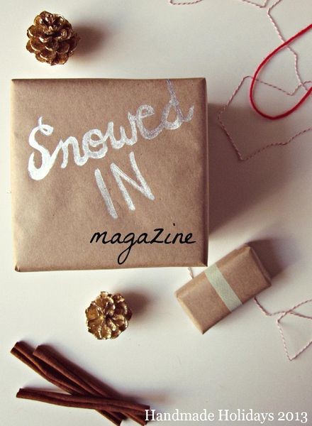 Download Snowed In Magazine 2013 - PDF Magazine