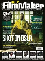 Digital FilmMaker Magazine - December 2013