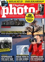 Digital PHOTO Magazin 01, 2014