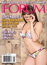 Penthouse Forum - January 2014