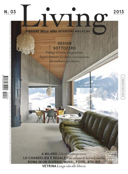 download living corriere della sera interiors magazine n