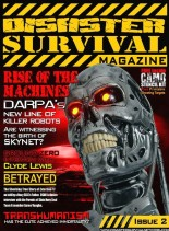 Disaster Survival Magazine - Issue 2, 2013