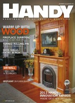 HANDY - Handyman Club Of America Magazine - Issue 121, December-January 2014