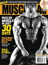 MuscleMag International - December 2013