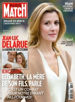 Paris Match N 3368 - 5 au 11 Decembre 2013