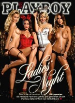 Playboy Germany Magazin - Januar 2014