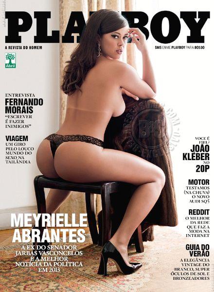Playboy Magazine Brazil