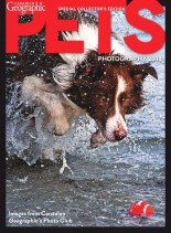 Canadian Geographic Special Collector's Edition - Pets Photography 2014