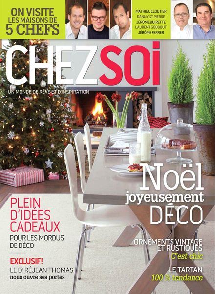 Download decoration chez soi decembre 2013 pdf magazine for Decoration lumignon 8 decembre