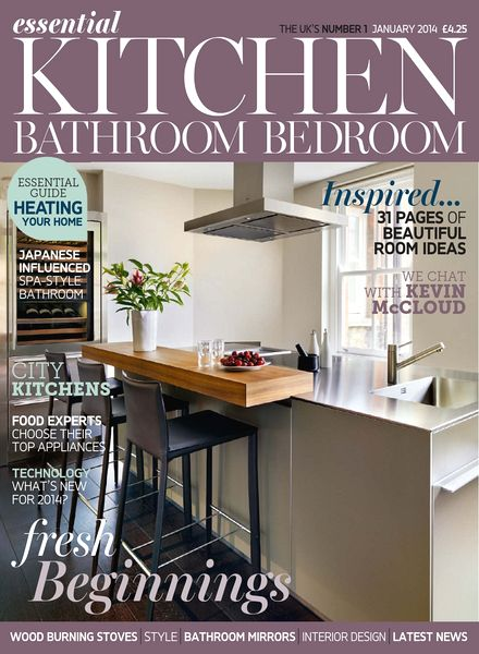 Download Essential Kitchen Bathroom Bedroom January 2014