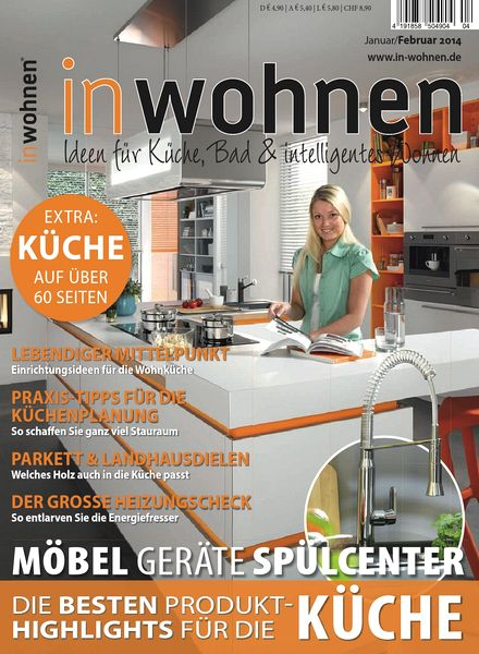 download in wohnen magazin januar februar 2014 pdf magazine. Black Bedroom Furniture Sets. Home Design Ideas