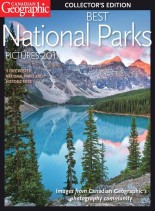 Canadian Geographic Collector's Edition - Best National Parks Pictures 2011