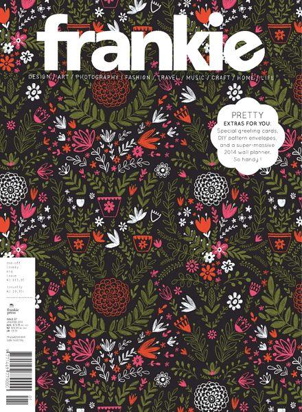 Frankie Magazine Pdf