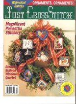 Just Cross Stitch 1992 12 December
