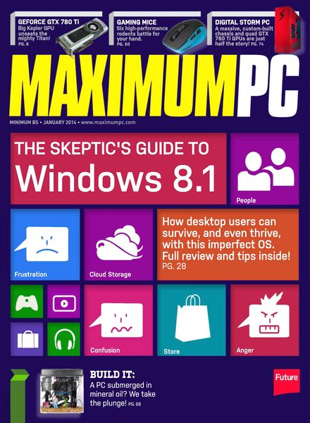 Maximum PC - January 2014