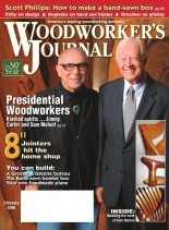 Woodworker's Journal - Vol 30, Issue 1 - February 2006